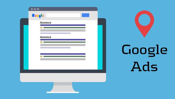 Annoncering paa lokale soegeord i google ads