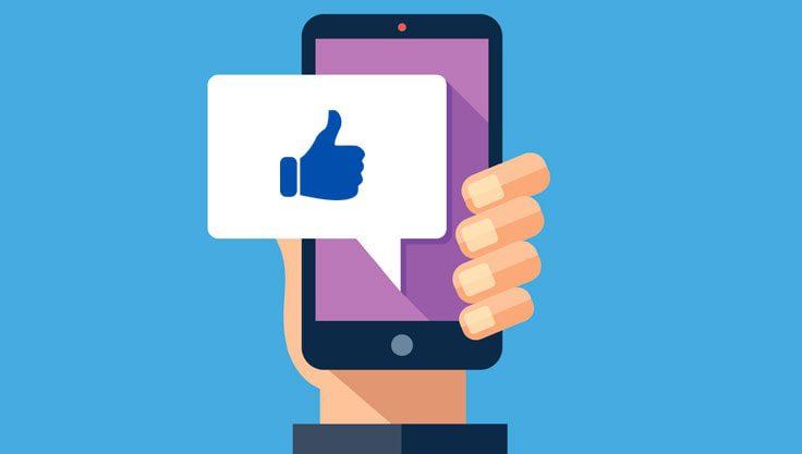 Content til sociale medier