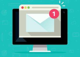 E-mail er ikke gratis