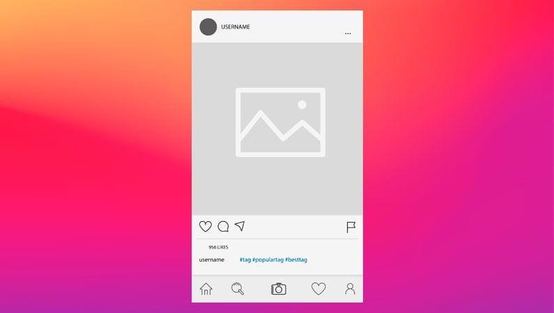 Planlæg opslag på Instagram