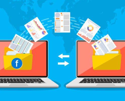 Facebook deler dataansvar med dig