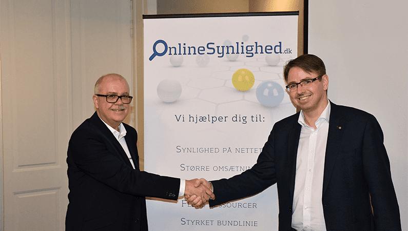 OnlineSynlighed.dk præsenteres som samarbejdspartner