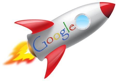Hurtig indeksering af resultater i Google