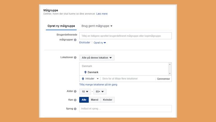 Vigtige faktorer at kende til i din Facebook-annoncering