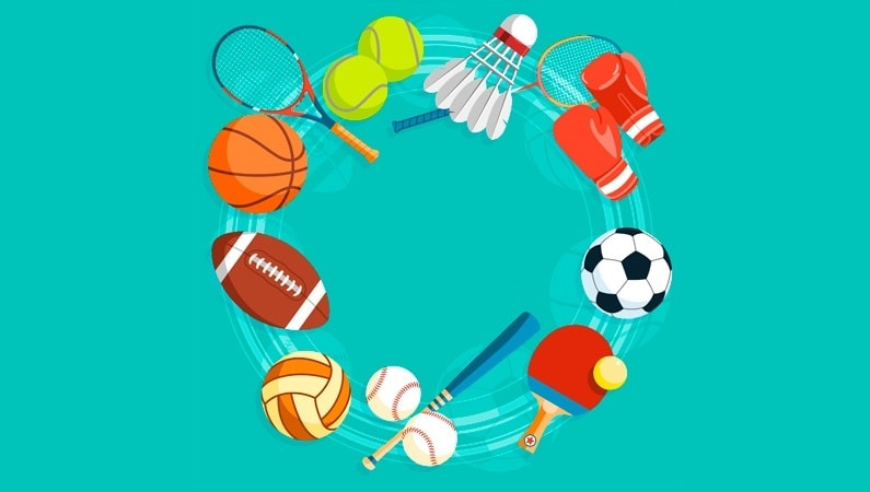En verden af sport