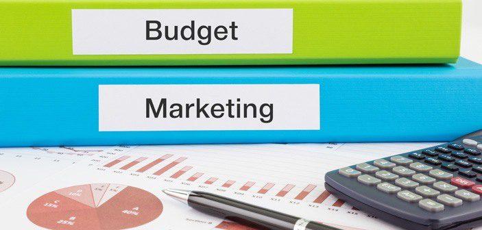 Opnå optimal effekt af virksomhedens markedsføringsbudgetter
