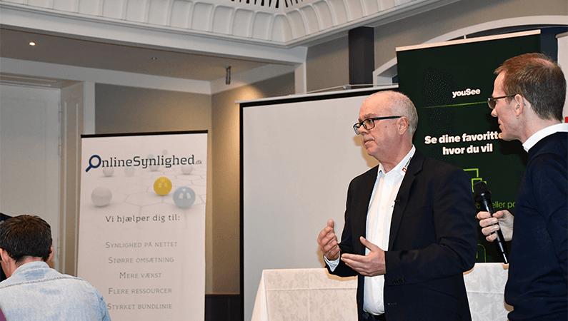Per Rasmussen præsenterer OnlineSynlighed.dk