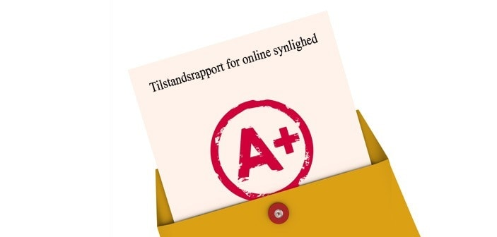 Rapport over SEO på din hjemmeside