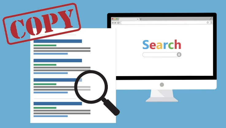 Google og kopieret indhold