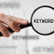 Søgeordsanalyse, valg af de optimale søgeord