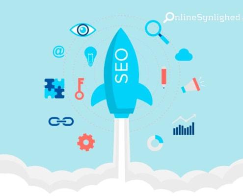 SEO og nye hjemmesider
