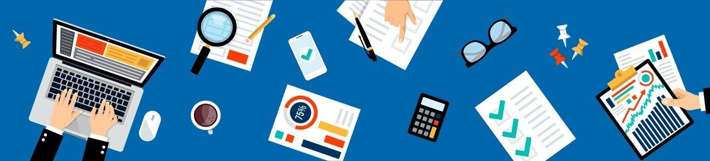 Virksomhedens strategi for online markedsføring
