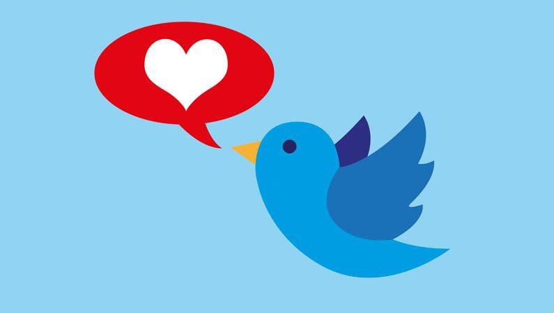 Twitters fordobling af tegn