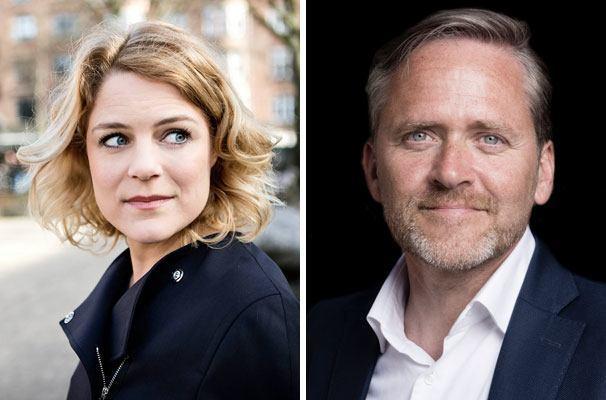 Anders Samuelsen og Johanne Schmidt-Nielsen vinder online