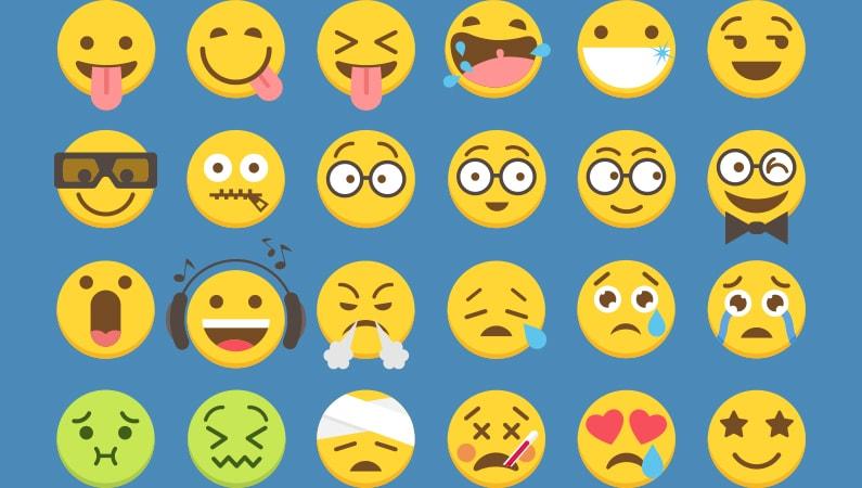 Brug emojis