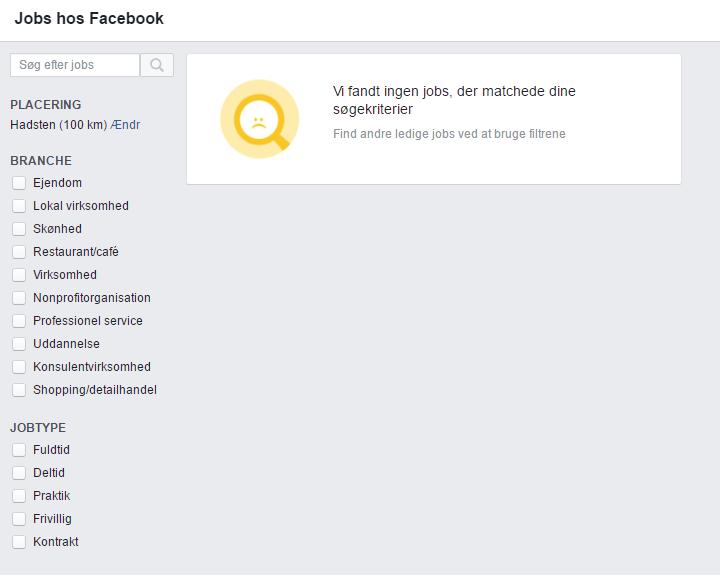 jobsøgning deltid