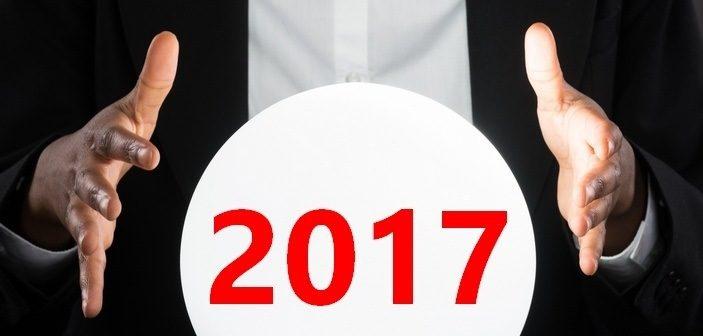 Forudsigelser for 2017