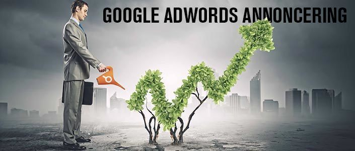 Google AdWords Annoncering