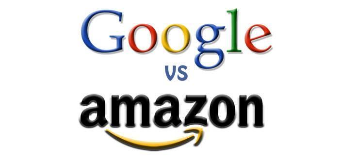 Google i krig mod Amazon