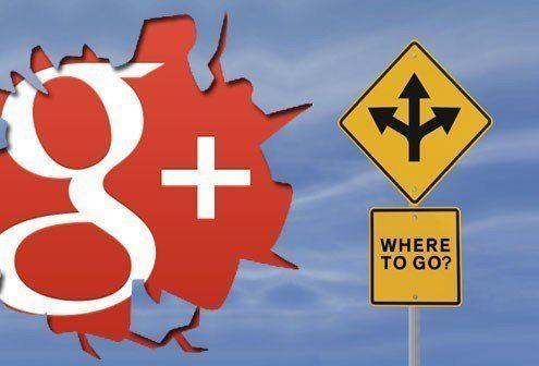Google Plus splittes op