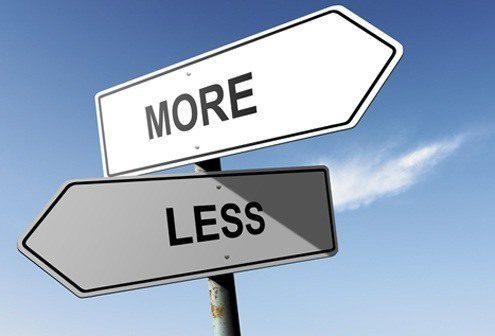 Less is more – konverteringsoptimering med få elementer
