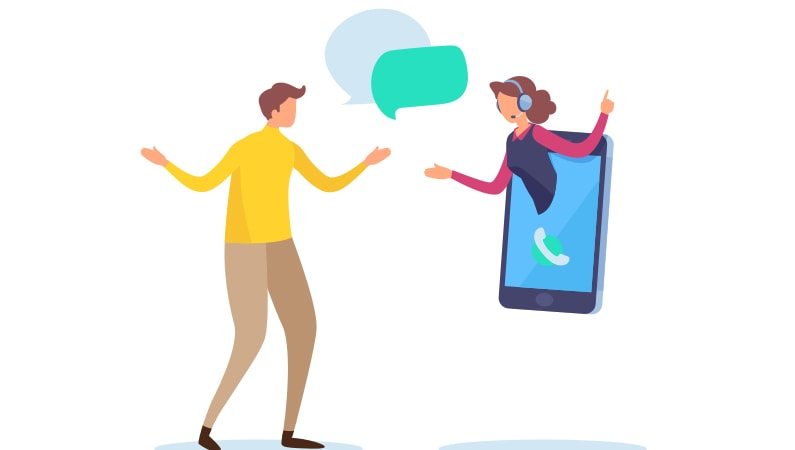 Gør det nemt for dine kunder at kontakte dig