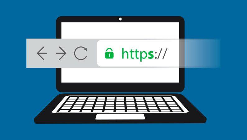 Det er vigtigt at din hjemmeside er beskyttet