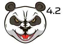Panda 4.2 rammer søgeresultater 10 måneder efter 4.1