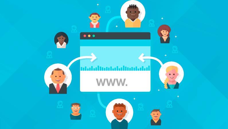 En Facebook pixel indsamler data om dine besøgende på din hjemmeside