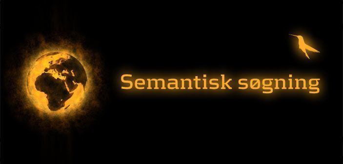 Semantisk søgning