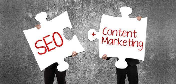 SEO og content marketing – Sådan spiller de to sammen