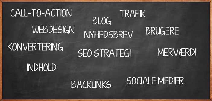 online marketing strategi