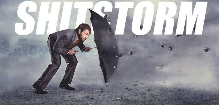 Undgå shitstorm