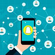 Virksomheder kan potentielt få en større rækkevidde med Snap Map