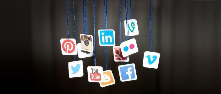 Markedsføring og strategi for sociale medier