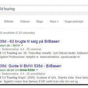 Strukturerede data - Google