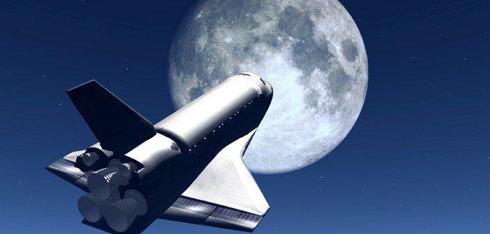 Konkurrence på Facebook: Vind en rumfærge